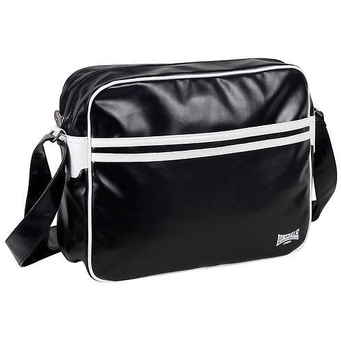 Lonsdale 2 Stripe Flight Bag