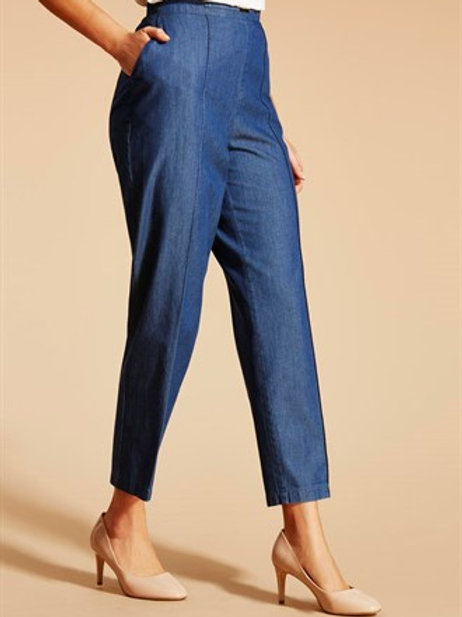 Denim Snaffle Trousers