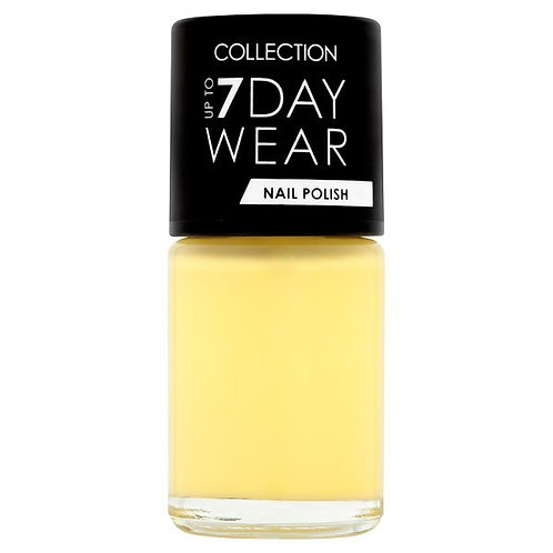 Collection Up To 7 Day Wear Nail Polish Sh 27 Lemo