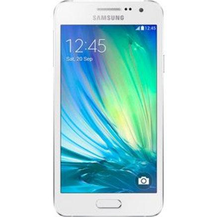 Samsung Galaxy A3 Mobile Phone - White