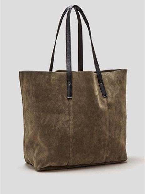 Khaki Large Shopper Bag