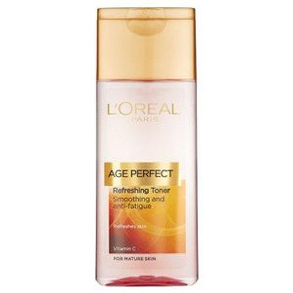 L'Oreal Age Perfect Refreshing Smoothing Toner 200