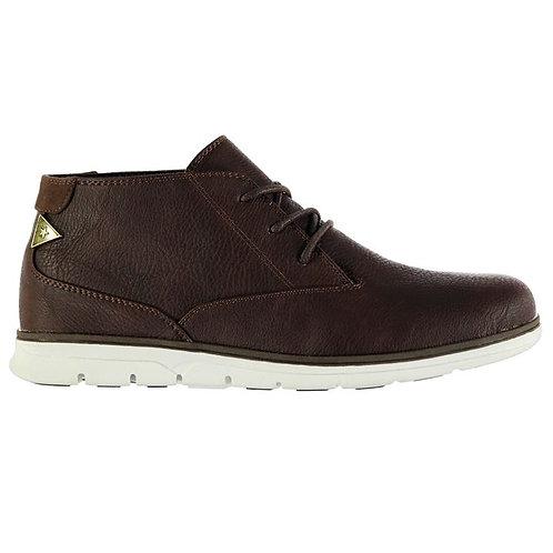 Soviet Illinois Casual Boots - Brown