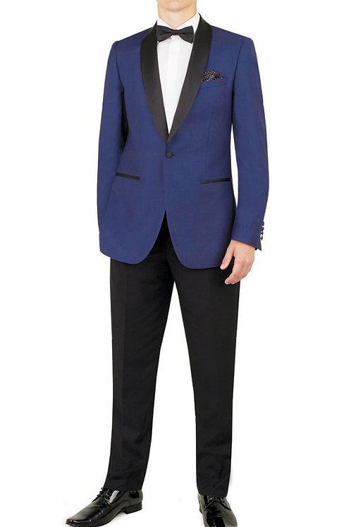 Alexander Dobell Twilight Blue Tuxedo
