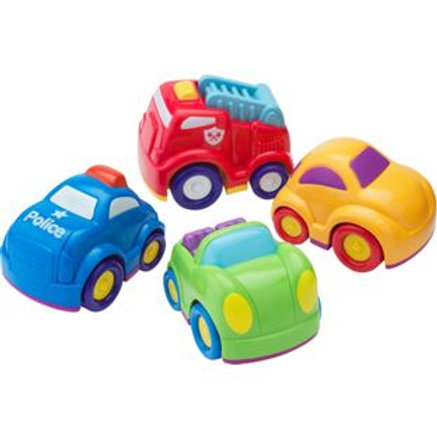 Chad Valley Set of 4 Cars