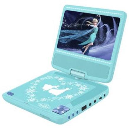 Disney Frozen 7 inch Portable DVD Player