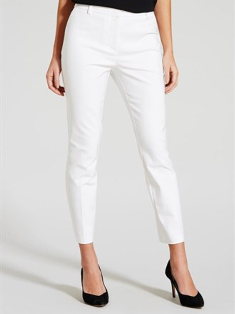 Capri Trousers - White