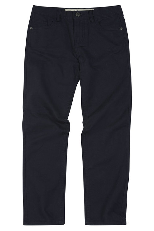 Navy Twill Trousers from Rebel