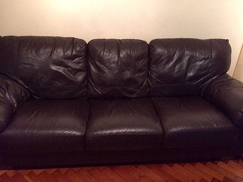Used leather and fabric sofas (Various)