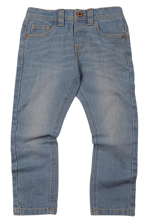 Light Wash Skinny Jeans from Rebel