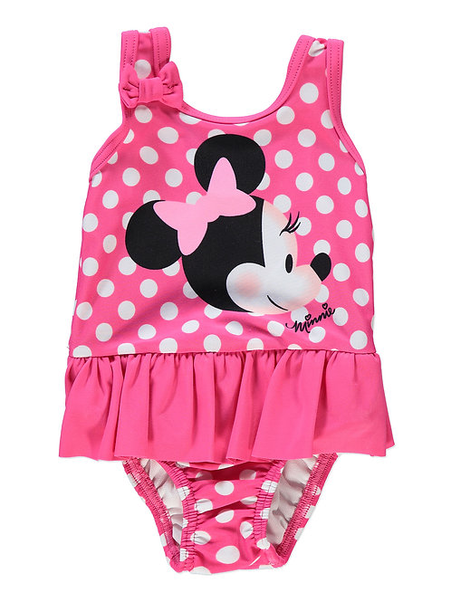 George - Disney Minnie Mouse Swimsuit (6-12 mths