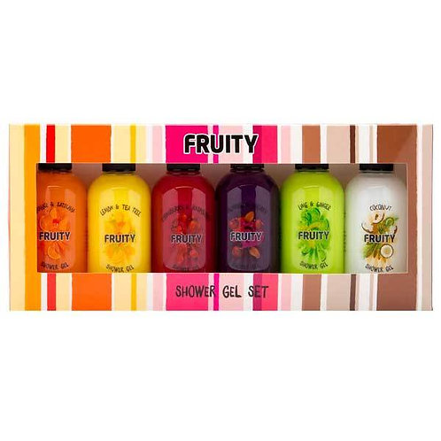 Fruity Shower Gel Collection Gift Set