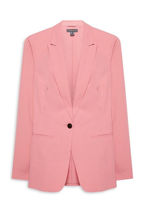 Pink Blazer Co-Ord Jacket