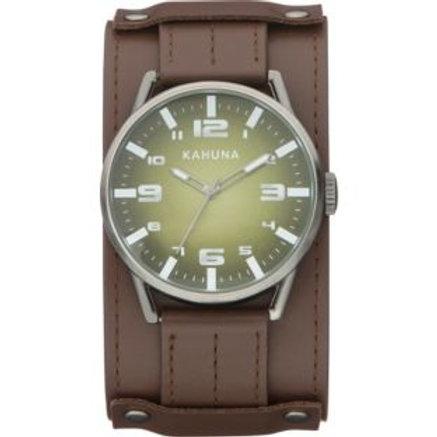 Kahuna Men's Stacker Strap Watch Set