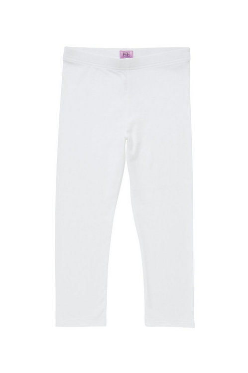 F&F Cropped Leggings with As New Technology
