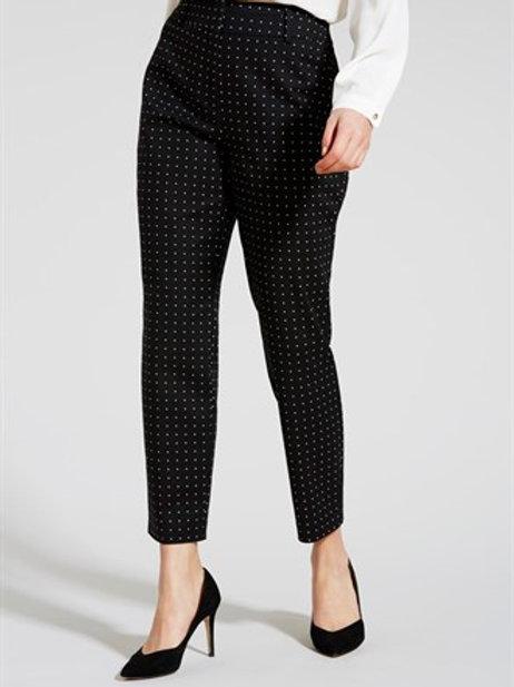 Capri Trousers - Black