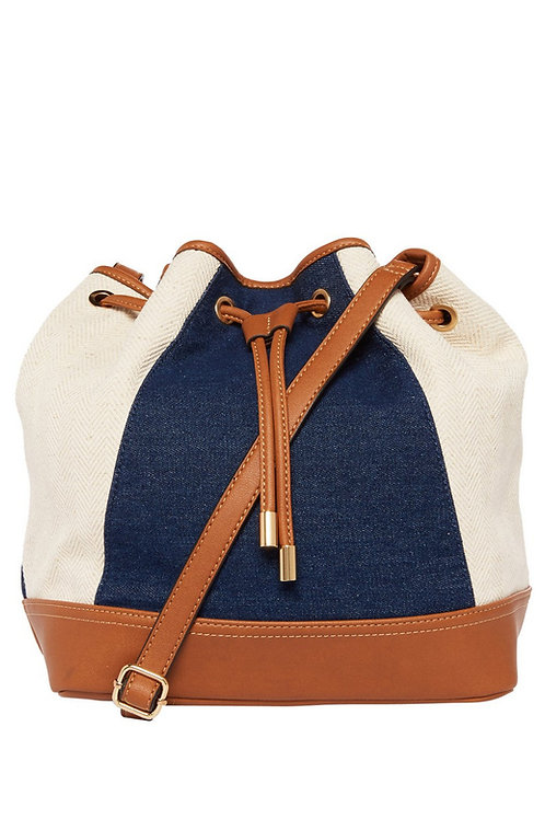 F&F Canvas Duffle Bag