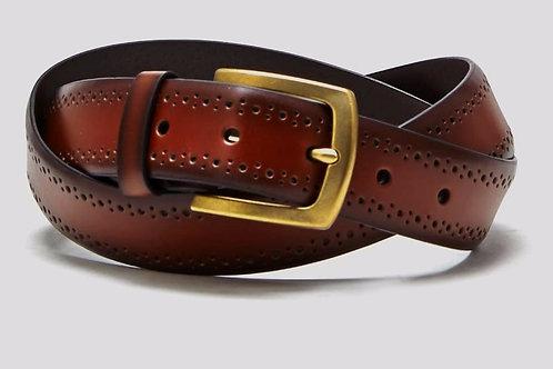 Brogue Style Belt