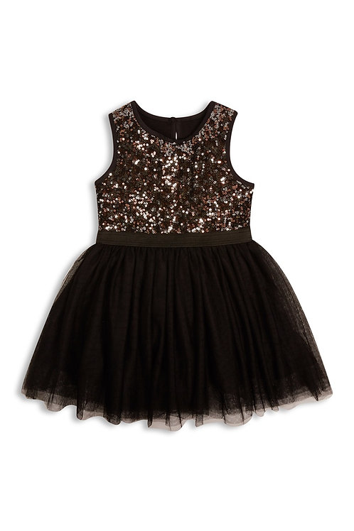 Younger Girl Party Sequin Dress