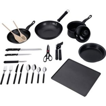 Argos Value Range 20 Piece Kitchen Essentials