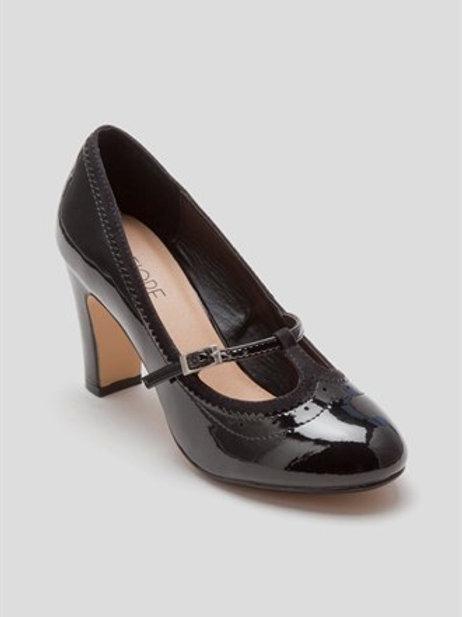 Fiore from Matalan - brogue court shoe