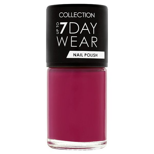Collection Up To 7 Day Wear Nail Polish Sh 6 Ceris