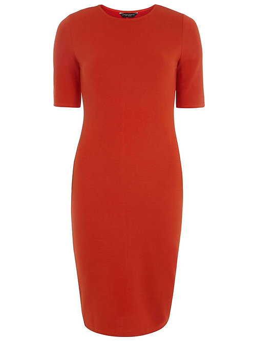 Orange Textured Tube by Dorothy Perkins