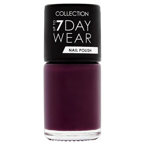 Collection Up To 7 Day Wear Nail Blackberry