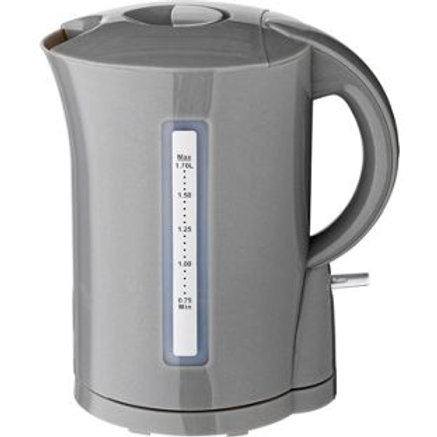 Cookworks Kettle - Silver
