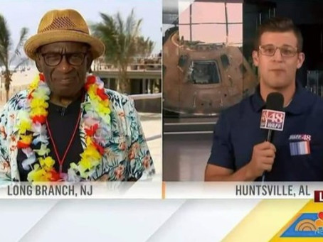 Brother Brandon Spinner '09 on the Today Show