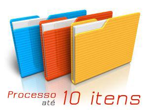 Assessoria de Importação - Processo até 10 itens