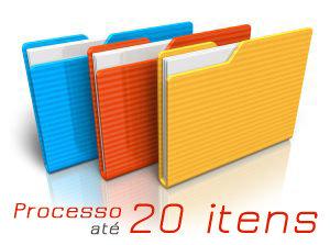 Assessoria de Importação - Processo até 20 itens