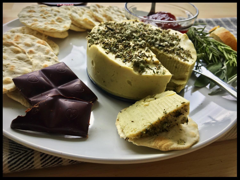 Rosemary & Sage Cheese