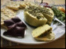 Rosemary & Sage Cheese Spread-VEGAN