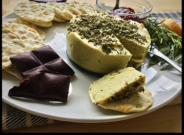 Rosemary & Sage Cheese Spread-VEGAN