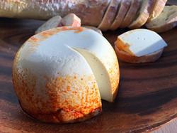 Smoked Paprika Mozzarella Cheese