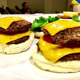 Double Cheese Burgers