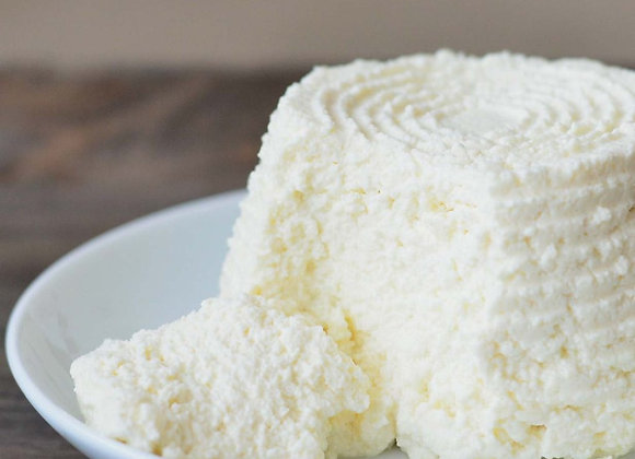 Quick and Easy Ricotta Cheese