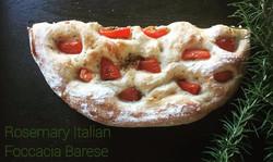 Rustic Focaccia Bread