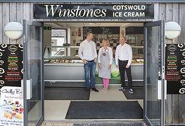 Winstones Ice Cream,