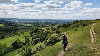 Walking, Hiking and the Cotswold Way