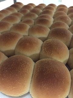 pan de sal Filipino bread