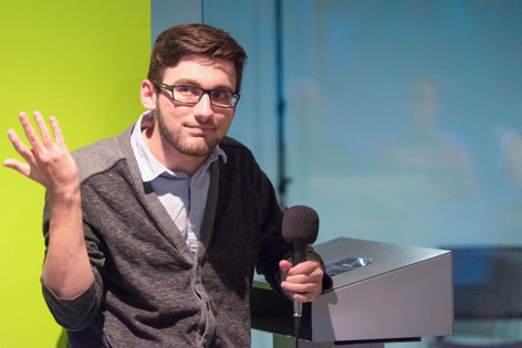AniMotion Social: Filmmaker Ben Roth