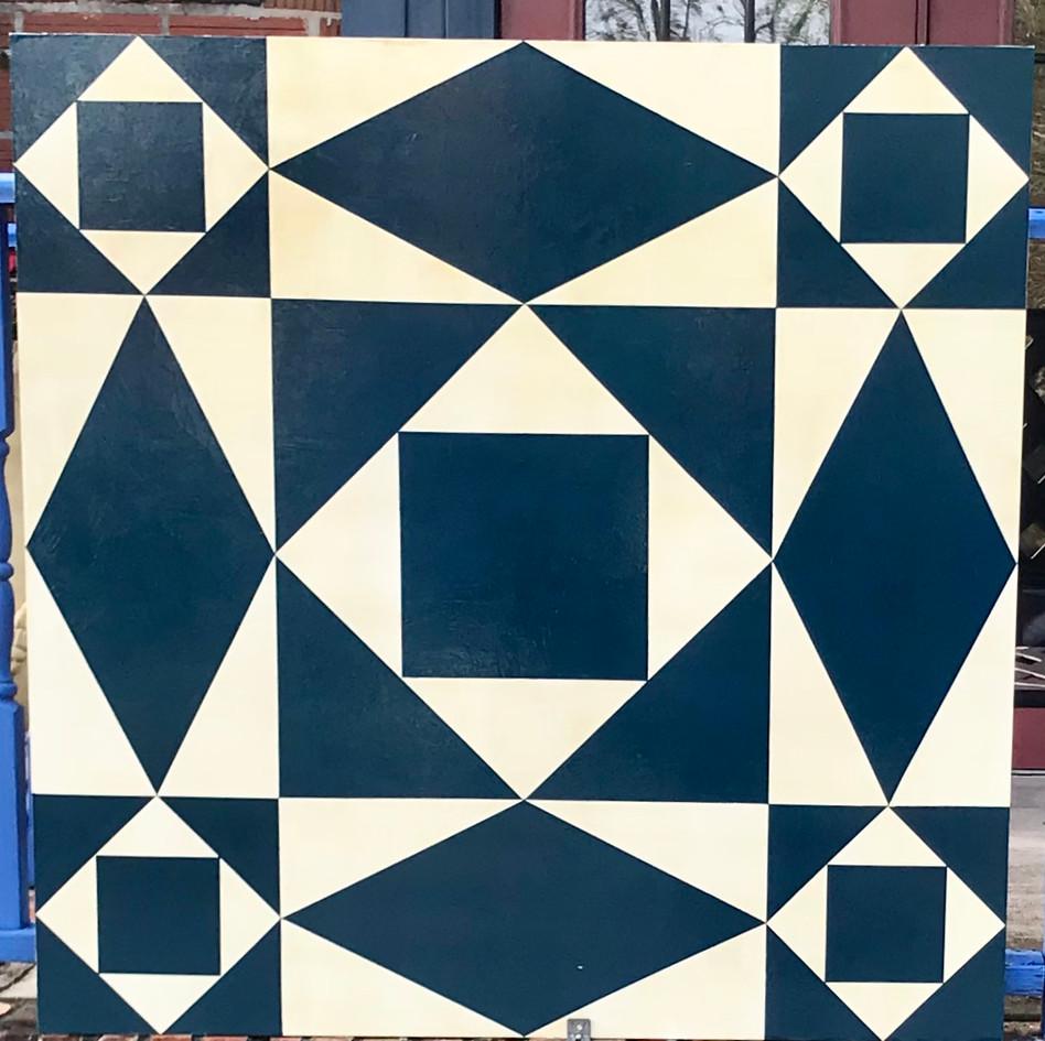Classic Quilt Mural
