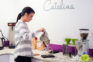 Catalina Coffee Bar and Lounge