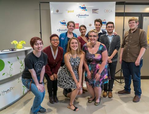AniMotion Social: Emerging Filmmakers