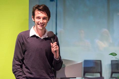 AniMotion Social: Filmmaker Parker McBain