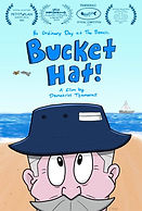 Brothers Tot and Meech try desperately to convince their jokester Papou (Greek for Grandfather) to buy them ice cream while on a trip to the beach. But they have to act fast, because the Ice Cream Man could leave any minute!  Influenced by the TV shows of Cartoon Network in the 1990's, Bucket Hat is a delightfully silly and sweet animated film that balances slice-of-life realism with cartoony slapstick. Brimming with both emotional sincerity and full-throated goofiness, Bucket Hat is unafraid to have its ice cream and eat it too!