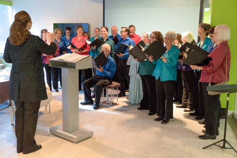 AniMotion Social: Tallahassee Civic Chorale Performance