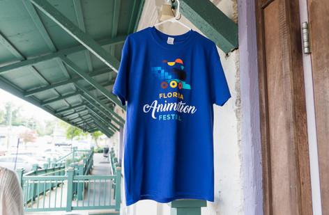 Spiffy, one-of-a-kind FAF shirts!